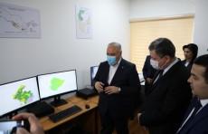 При поддержке ФАО в столичном вузе создана новая ГИС-лаборатория