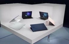 Samsung представила линейку новых ноутбуков