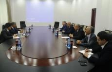 Глава НАК и региональный директор ICAO обсудили вопросы сотрудничества