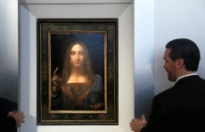 Потерянная картина да Винчи ушла с молотка за $450,3 млн
