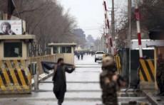 Террорист-смертник подорвал себя рядом со штаб квартирой НАТО в Кабуле