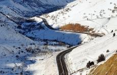 На перевале «Камчик» объявлено штормовое предупреждение