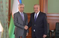Главы МИД Узбекистана и Катара провели переговоры в Ташкенте