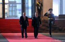 Государственный визит Президента России в Узбекистан завершился