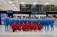 Военные боксеры Узбекистана отправились на ЧМ в Москву