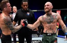 Бой Конора и Порье на UFC 257 продал 1,6 млн платных трансляций