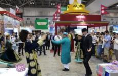 Национальный стенд Узбекистана представлен на выставке «JATА EXPO-2017»
