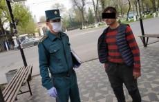 В Узбекистане выявлено 27 486 фактов нарушения карантинного режима