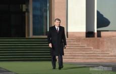 Президент Шавкат Мирзиёев отбыл в Санкт-Петербург