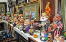 22-23 сентября пройдет выставка-ярмарка «Сувениры Узбекистана»