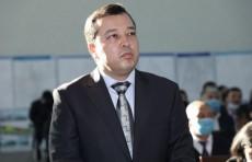 Шерзод Усманов назначен заместителем хокима Нурафшана