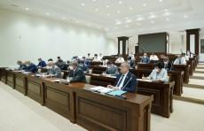 Шестнадцатое пленарное заседание Сената состоится 25 июня