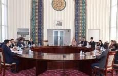 Делегация ЕБРР посетила Центральный банк Узбекистана