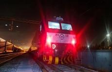 Из китайского города Ухань в Ташкент отправился первый грузовой поезд