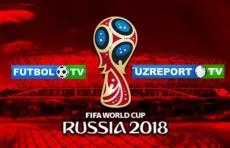 UZREPORT приобрел права трансляции Чемпионата мира по футболу 2018