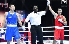 ЧМ по боксу: Дильшодбек Рузметов одержал победу в первом бою