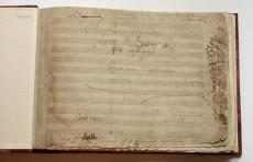Рукописная партитура Моцарта и сотни других редких манускриптов уйдут с молотка в Париже