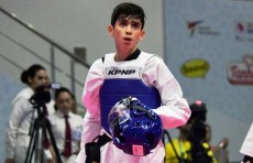 Сборная Узбекистана завоевала первую медаль на чемпионате мира по таэквондо