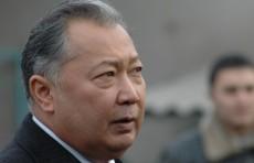 Прокуратура Кыргызстана заявила о незамедлительном аресте бывшего президента Бакиева в случае его прибытия
