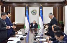 Президент обсудил вопросы повышения эффективности в топливно-энергетической отрасли