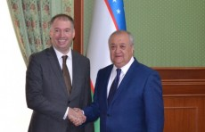 Главы МИД Узбекистана и Германии провели переговоры