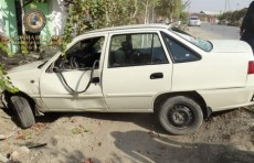 В Ферганской области несовершеннолетний водитель насмерть сбил пешехода