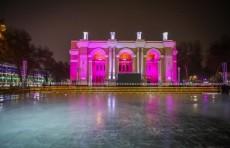 В Ташкенте откроется каток под открытым небом