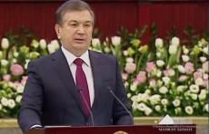 14 декабря исполнился год со дня инаугурации Шавката Мирзиёева