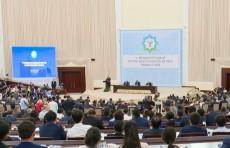 В Ташкенте начался международный форум выпускников МГИМО