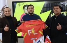Мухаммадамин Alibebeto Тургунбаев вернулся в киберспорт
