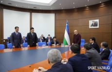 Равшан Ирматов назначен первым заместителем главы Минспорта