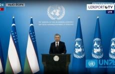 Шавкат Мирзиёев предложил создать Региональный центр развития транспортно-коммуникационной взаимосвязанности