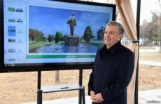 В Национальном парке Узбекистана будет создан музей Ташкента