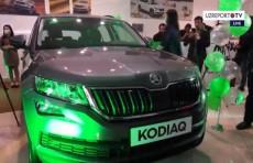 В Узбекистане стартуют продажи Škoda Kodiaq (Видео)