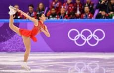 Американская фигуристка впервые выполнила тройной аксель на Олимпиаде
