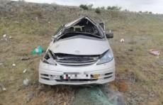 Группа узбекистанцев попала в ДТП по дороге на работу в Казахстане