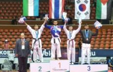 «Korea Open»: Таэквондисты Узбекистана завоевали очередные медали