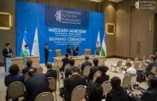 По итогам Узбекского экономического форума подписано 55 соглашений