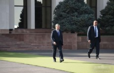 Президент Шавкат Мирзиёев отбыл в Кашкадарьинскую область