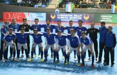 Сборная Узбекистана по футзалу вышла на чемпионат мира во второй раз
