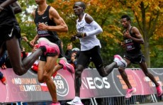 Кроссовки Nike, в которых установлен мировой рекорд, приравняли к допингу