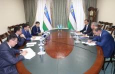 В Мининфоком прошла встреча с Послом Казахстана