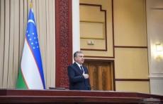 Шавкат Мирзиёев: Народ дал мне самую большую награду, это – доверие!