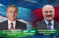 Состоялся телефонный разговор Шавката Мирзиёева с Александром Лукашенко