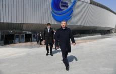 Шавкат Мирзиёев ознакомился с созидательной работой в Ташкенте