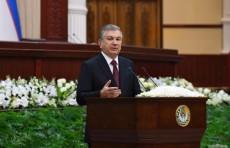 Президент Шавкат Мирзиёев обратится к Олий Мажлису с очередным Посланием