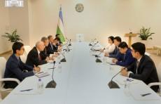 Ташкент расширяет сотрудничество с компанией «BOSCH»