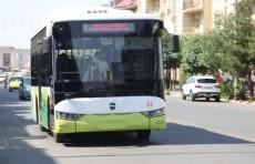 По улицам Андижана будут курсировать новые автобусы