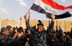 В Ираке отметили победу над ИГИЛ
