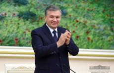 Президент встретился с общественностью Каракалпакстана